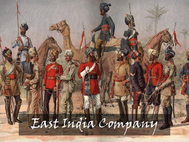 Describe the arrangement in Madras under the East India Company in Hindi | ईस्ट इंडिया कंपनी के अधीन मद्रास में व्यवस्था का वर्णन कीजिए