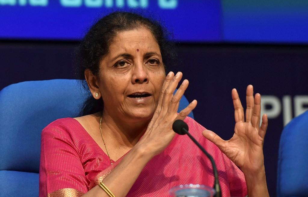 केंद्रीय वित्त मंत्रालय ने 26 Marchको राहत उपायों की घोषणा की।