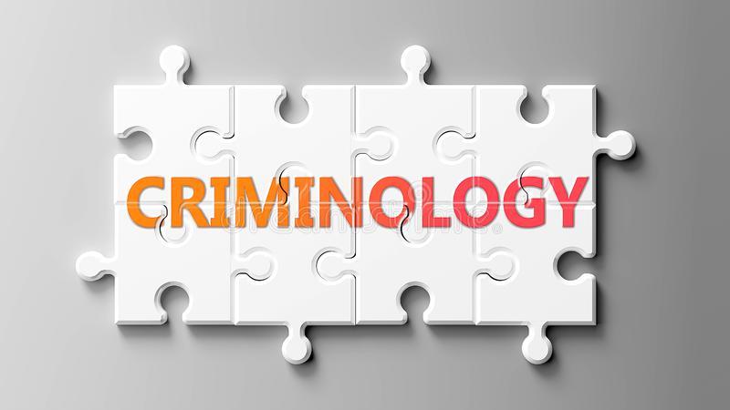 Schools of Criminology in Hindi - अपराधशास्त्र की विभिन्न शाखायें
