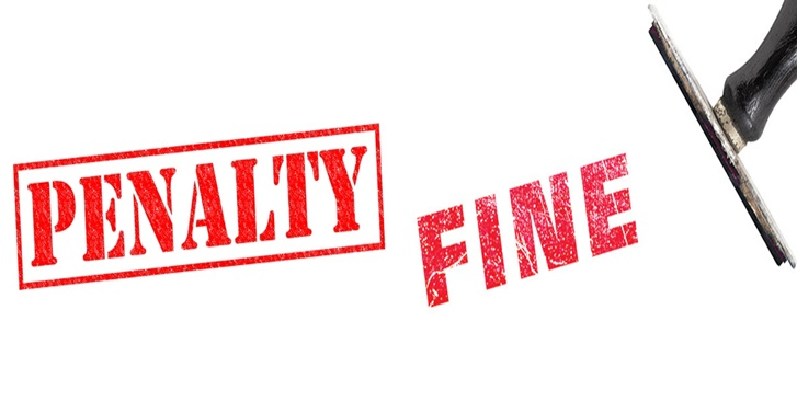 Difference Between Fine and Penalty in hindi - फ़ाइन (जुर्माना) और पेनल्टी के बीच अंतर